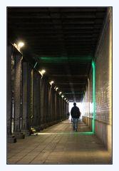 Das grüne Licht...