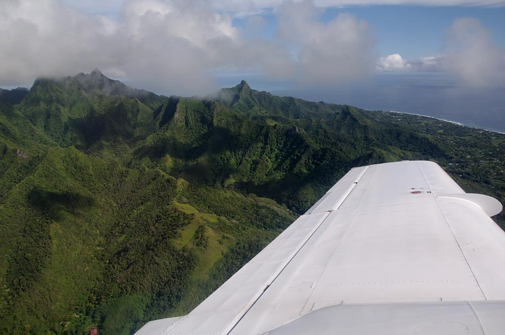 Das grüne Rarotonga