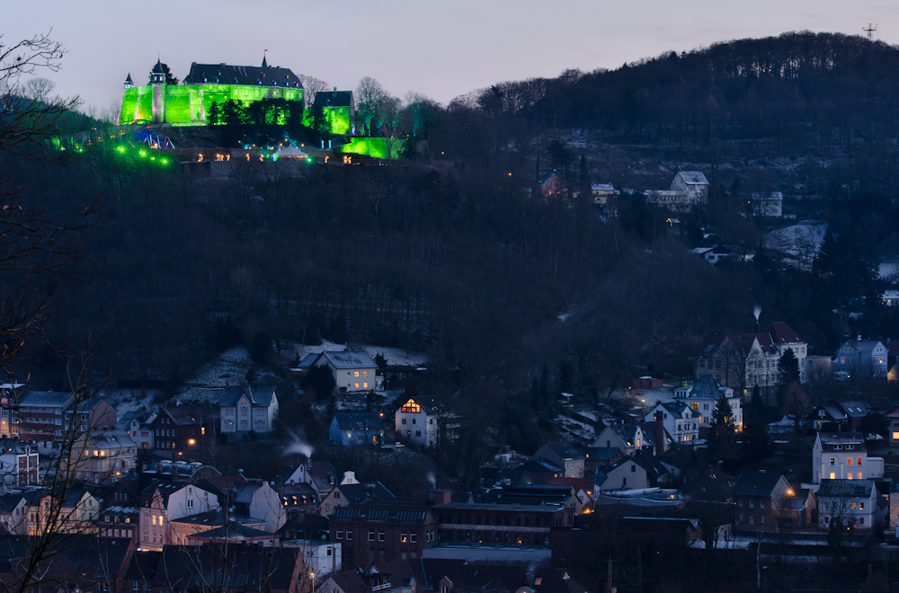 Das grüne Schloss