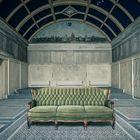 Das grüne Sofa...