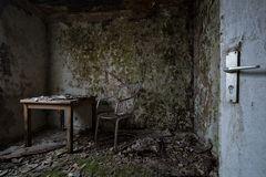 das grüne Zimmer...
