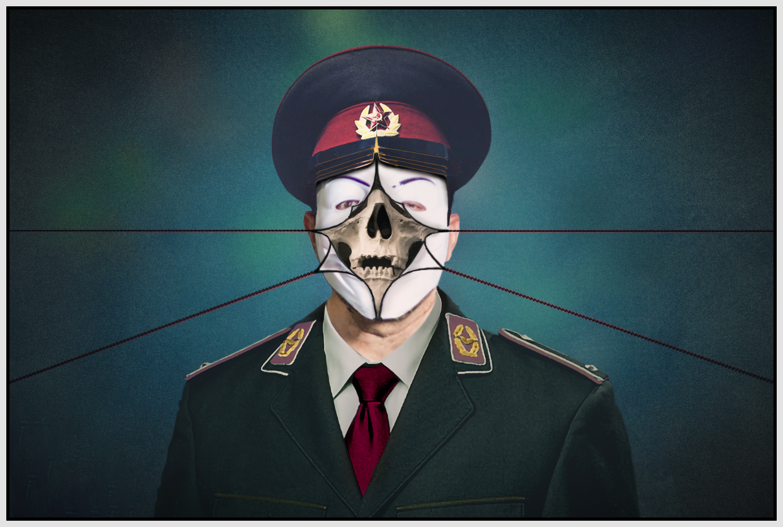Das hässliche Gesicht des Krieges !!