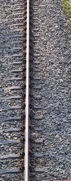 Das halbe Gleis