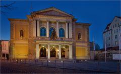 Das hallische Opernhaus