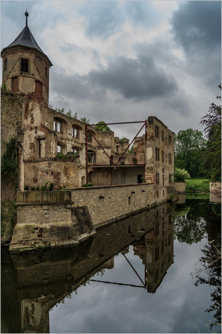 Das Harbker Schloss,