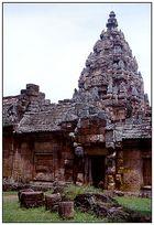 Das Hauptheiligtum - Prasat Hin Phanom Rung, Isaan