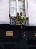 Das Haus 14 rue Jacob