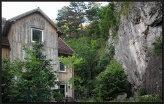 ...Das Haus am Berg...