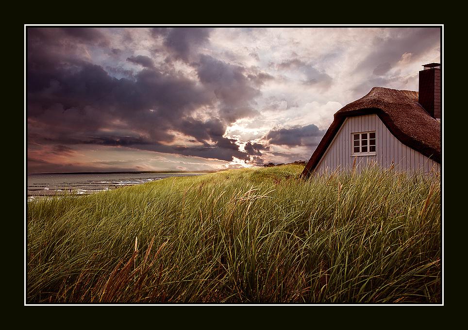 Das Haus am Deich Foto & Bild