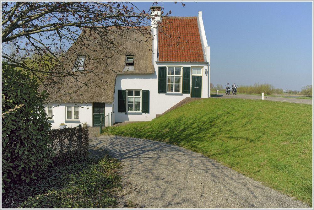 Das Haus am Flussdeich  2