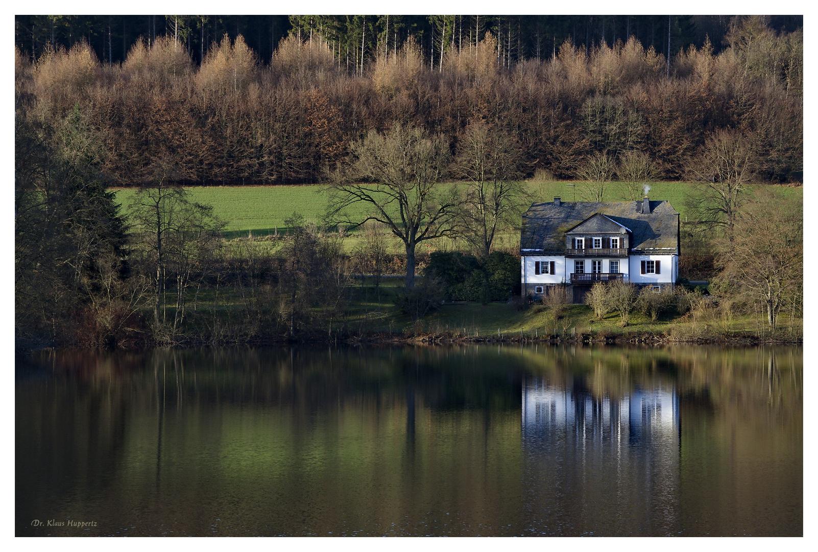 das Haus am Listersee