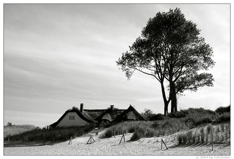 Das Haus am Meer ...