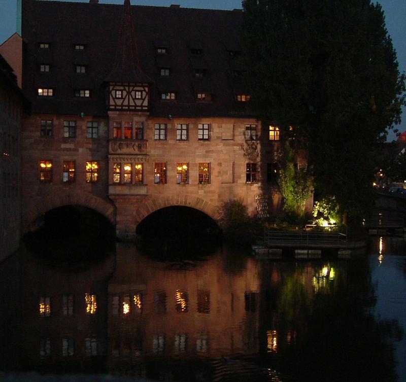Das Haus am Schlossgraben