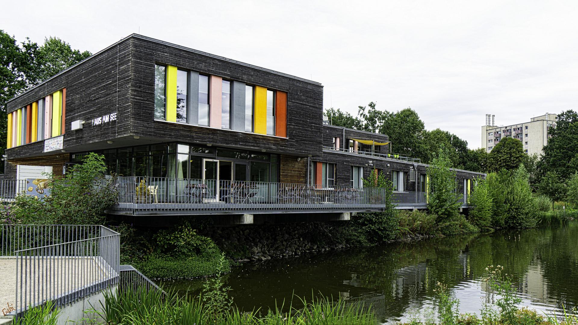 Das Haus am See 2....