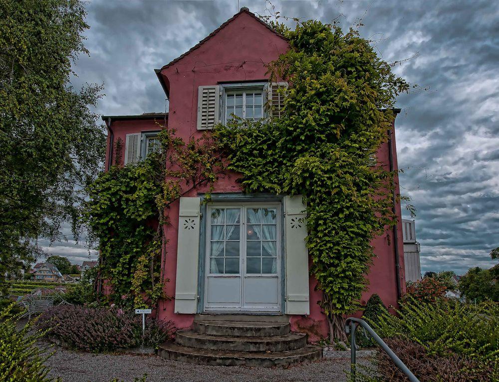 Das Haus am See...