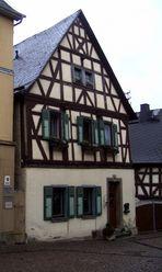 Das Haus Burgstraße 13