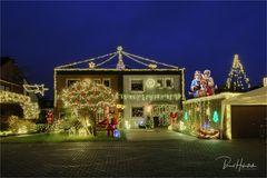 Das Haus der 62 000 Lichter ...
