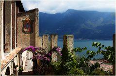 Das Haus des Heiligen Daniele Comboni in Limone