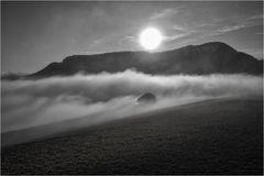 Das Haus im Nebel