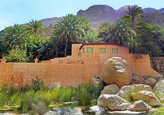 Das Haus im Wadi