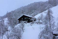 ...das Haus in den Bergen...