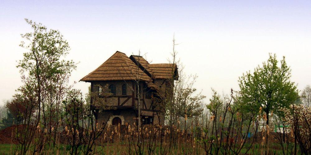 Das Haus mit den Geheimgängen