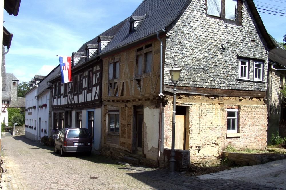 Das Haus Obertorstraße 5