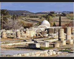 Das Heiligtum der Aphrodite