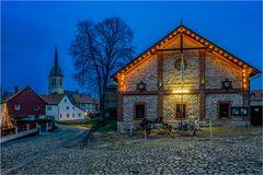 Das Heimatmuseum in Ditfurt