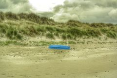 Das hellblaue Boot