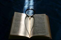 das Herz in Buch