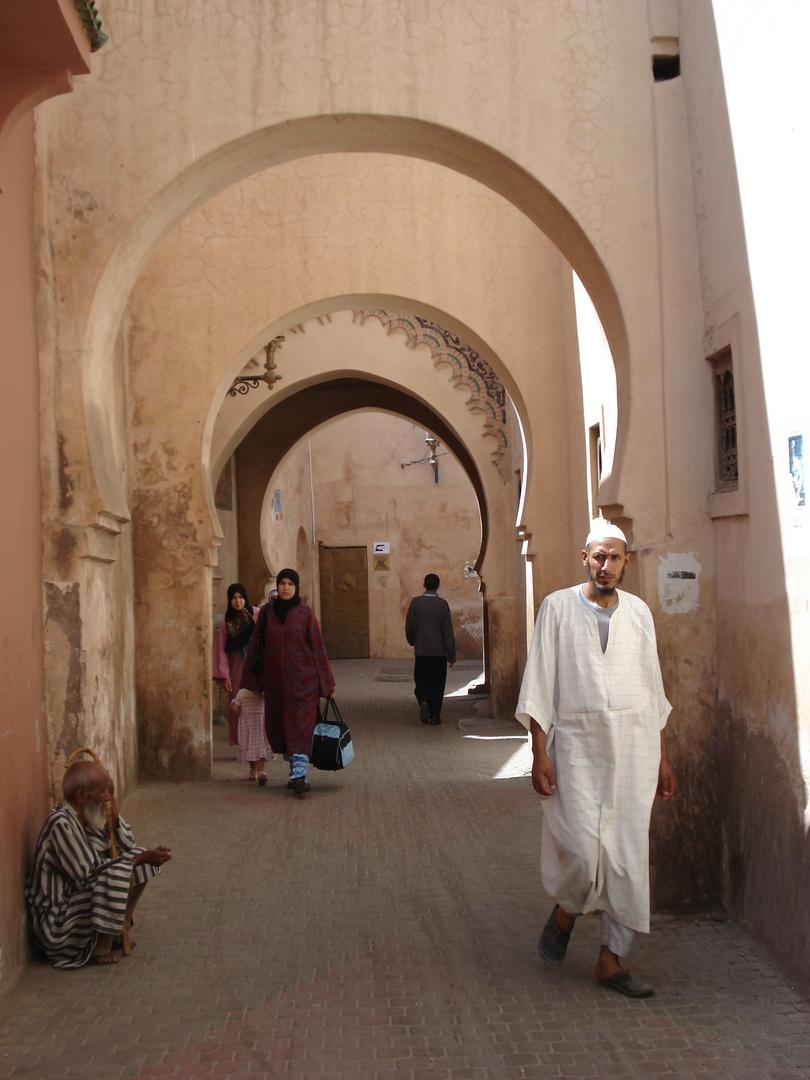 Das Herz von Marokko