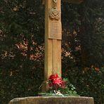 "Das ""Hexenkreuz"" beim Haldenhof"