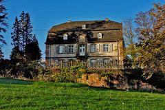 Das Hilbringer Schloss in Merzig-Hilbringen