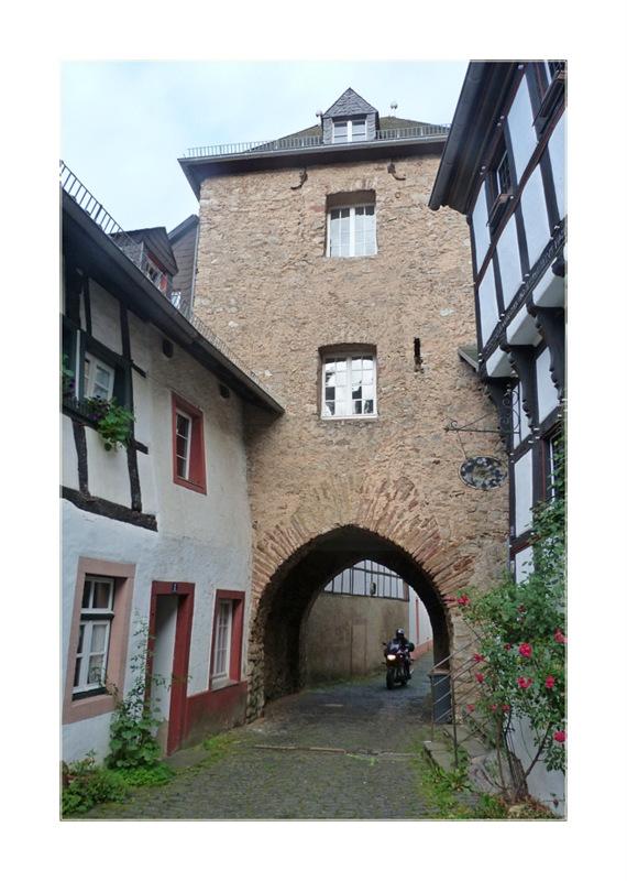 Das Hirtentor von Blankenheim/Eifel.