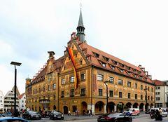 Das historische Rathaus
