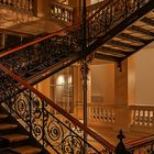 Das historische Treppenhaus - 1733