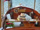 Das Hochzeitsboot