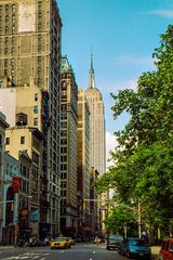 Das höchste Gebäude New York's