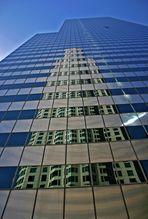 Das höchste Gebäude von Los Angeles..