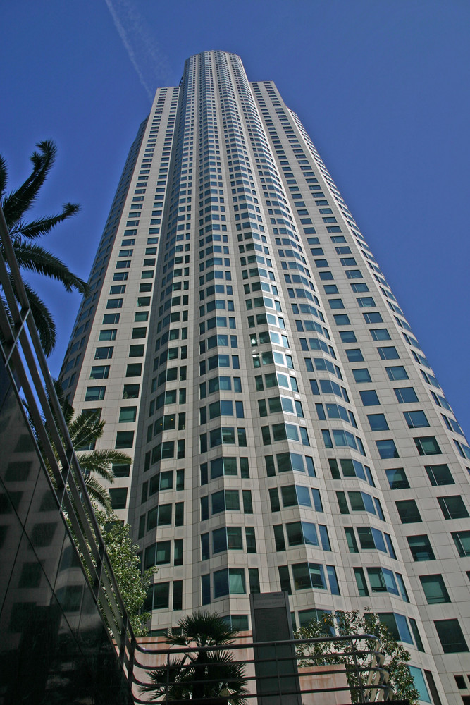 Das höchste Gebäude von Los Angeles.1