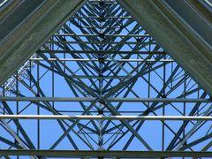 Das höchste Windrad (II)***Der Weg nach oben***Oder Eckstiel, aber ein -