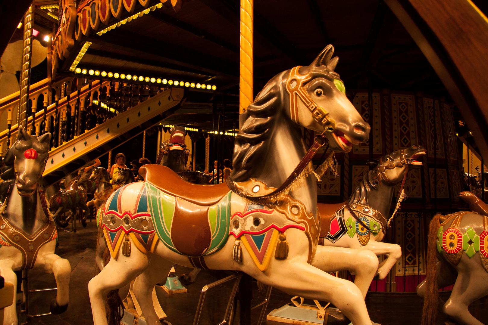 das hölzerne Pferd