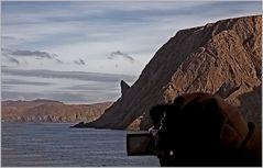 Das Horn vom Nordkap