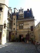 Das Hôtel de Cluny (Innenhof 2)