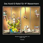 Das Hund-O-Rakel für 4º Wassermann