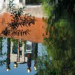 Das Hundertwasserhaus in Plochingen im Neckar