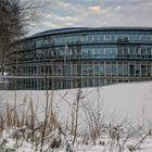 Das Innovationszentrum Wiesenbusch..