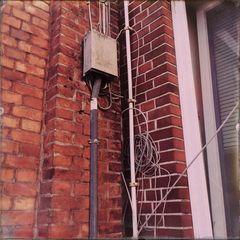 Das ist das Internet von Außen. .so ist es ja auch innen..,