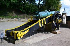 Das ist die Kanone im Großformat…